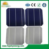 3BB 4W-4.7W Taiwan NSP / Motech High Efficiency Cheap monocrystalline solar cells for sale