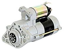 4D32 mitsubishi starter motor parts for crane