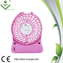 Popular Large battery powered fan 2000mA HOT Light weight handheld cooling fan with 18650 lithium battery