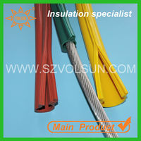 Rubber Silicone Overhead Line Insulation Sleeving