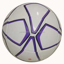 popular PVC promotional soccer ball size 5 customized logo printing