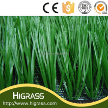 2015 Artificial grass direct factory Soccer Artificial turf/Artificial turf cheap fake grass for landscaping or soccer lawn