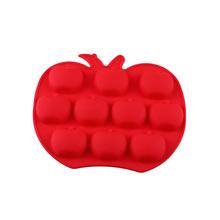 animales fashional de silicona en forma de molde de la torta