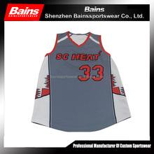 Custom sublimation basketball uniform image