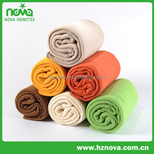 super soft coral fleece blanket/comfortable bed sheets/fluffy bed cover