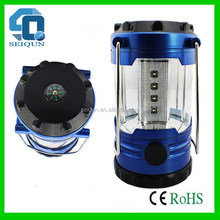 Excellent quality hot sale solar recharge led camping lantern