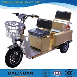 tricycle passenger motorcycle electric adult tricycle for passenger