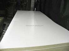 1220*2440,1250*2500,915*1830 white plywood for furniture and decoration E0 E1 E2 glue environmentally