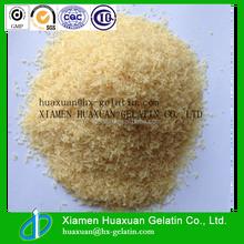bulk gelatin powder for food