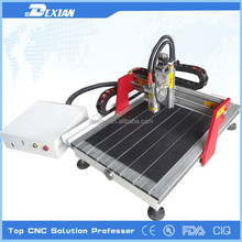 DSP system/mach3 Hot sale mini 6090 CNC Router for sign making