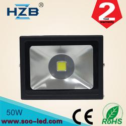 Zhongshan 2 years warranty CE ROHS waterproof IP65 outdoor 70w led flood light LED