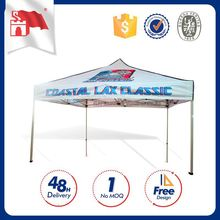 Customized Logo Aluminum Structure Carbon Fiber Poles Tent Poles