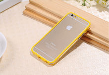 new products mobile phone clear case for iphone 6 transparent shell