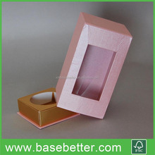 Colorful Printed Paper Packing Candle Box Wholesale