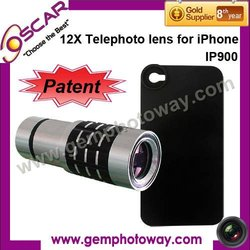 12X telephoto lens for Mobile Phone Housings IP900 Other Accessories & Parts