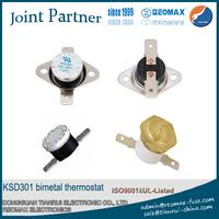 KSD301 thermal reset switch