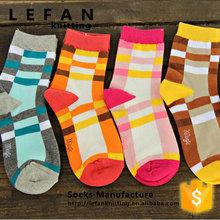 sock manufacturer wholesale custom cotton woman socks,comfortable custom ladies socks