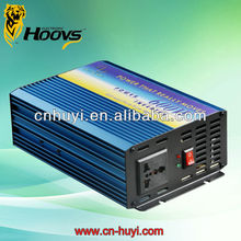 600W dc to ac true sine wave off grid high frequency power inverter for home use