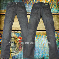 OEM wholesale men jeans in latest styles fat men high quality jeans
