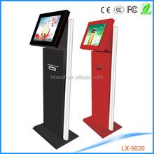 New Ipad kiosk stand