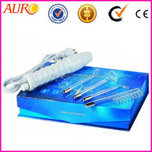 4 electric glass tubes for facial & hair massage machine AU-006A