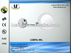 acrylic inexpensive led wall cabinates