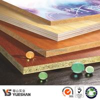 double sided melamine laminated sheet