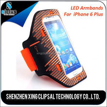 New design fashion armband sport, sport armband mobile phone case for iphone 6