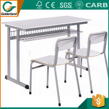 high quality professional school furniture supplier desk and chair