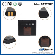 China Factory Li-ion Battery BL-5X for Nokia Cellphone Models