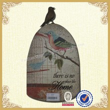 Home wall artwork bird cage wall artwork