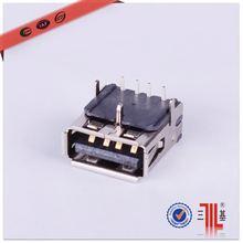 4pin micro usb connectors 4p r/a receptacle style b sanji 4 pin mini usb connector