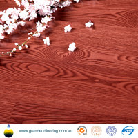 Grandeur Waterproof Indoor Flooring vinyl flooring roll, non-slip flooring for backyard, basketball court wood flooring