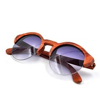 Polarized lens high quality wood sunglasses, uv400 sunglasses
