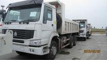 HOWO 6X4 camión vertedero
