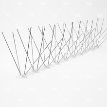 Protect Building Bird Proofing Tool Metal Bird Spikes Pigeon Spikes TLBS0103