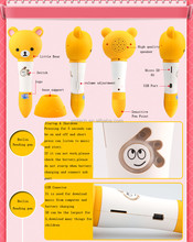 Hot-selling reading pen with children sound book,digital talking pen,point reading pen with invisible sound books