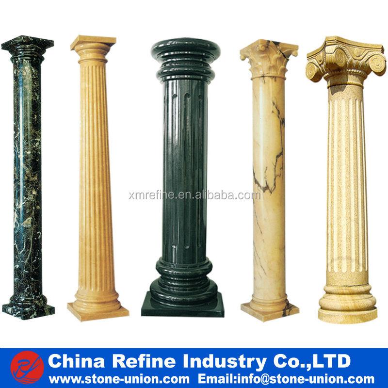Decorative Indoor Pillars