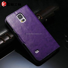 Soft Touch Wallet PU Leather Case for Samsung Galaxy Note 3 III N9000 Stylish Phone Bag with Card holder