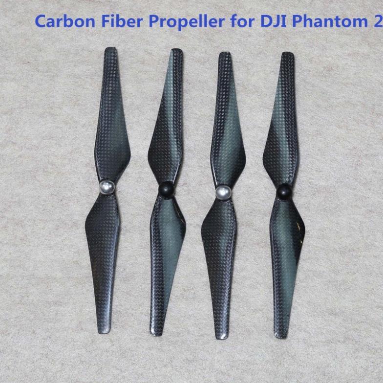 50pair/lot 9443 Self-Tightening Self Locking Carbon Fiber Propeller for DJI Phantom 2 Parts