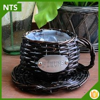 2015 NTS Cup Shape Wholesale Moses Baskets For Food & Fruit