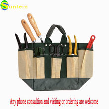 Contemporary low price hot sell canvas tool bag green