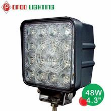 Auto Parts 12v Worklight, 48w Led Work Light Offroad 12v Led Worklights