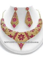 Exclusive Kundan Diamond Polki Jewellery
