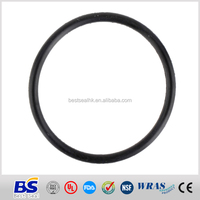 Costom silicone rubber product house-hold appliance natural rubber o-ring