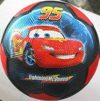 High quality hot sell kid toys rubber football ball