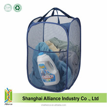 Tote Portable Polyester Cloth Laundry Basket