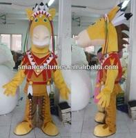 horse fancy dress mascot costumes adult costumes horse