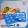 China Wholesale Custom food grade 23x38cm mango plastic tray