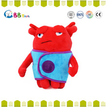2015 new hot sales Red aliens toys doll,plush doll toys for sales
